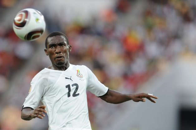 Lee Addy of Ghana during the Africa Cup of Nations final match between Ghana and Egypt from November 11 Stadium. (Photo by Lefty Shivambu / Gallo Images)