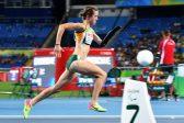 Liebenberg storms to ninth SA medal