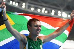 Double champ Du Toit lifts SA tally