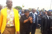 Zimbaweans in South Africa only temporarily, says Mujuru