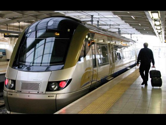 Gautrain stock image. Picture: Centurion Rekord.