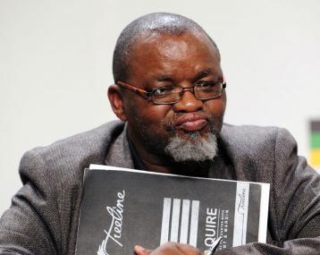 FILE PICTURE: ANC Secretary-General Gwede Mantashe. Picture: Refilwe Modise