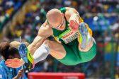 Langenhoven gold secures second SA medal