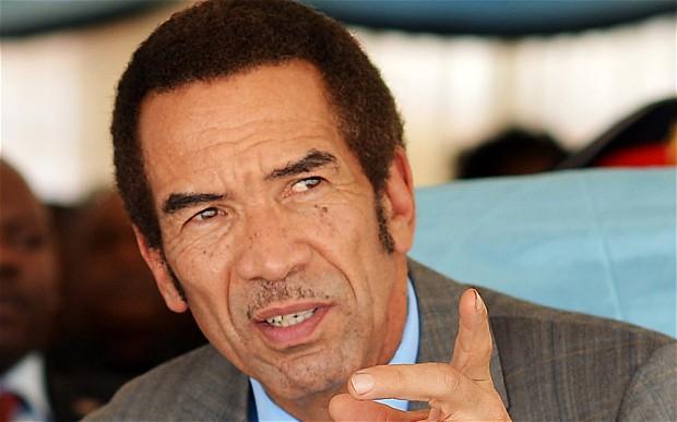 Botswana ex-leader Khama quits ruling party