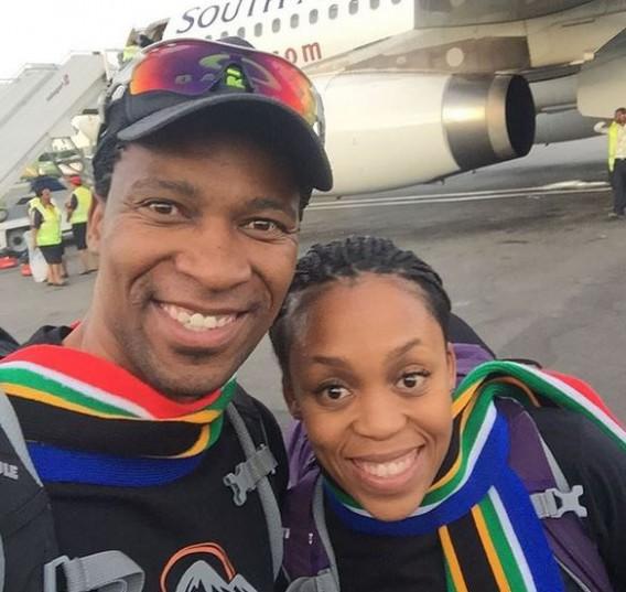 Gugu and Letshego Zulu. Image via Instagram.