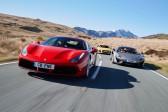 Who wins the multimillion-rand supercar shootout?