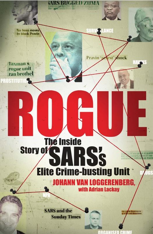 The cover of Van Loggerenberg's book.
