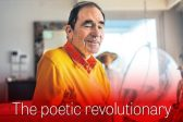 Albie Sachs: 'Roses and lilies will grow out of my arm'
