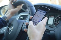 Texting and driving more like texting and dying