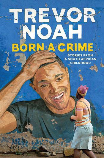 Trevor Noah to release a book.