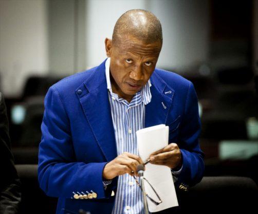 Fana Hlongwane says no offers were made to Jonas during meeting at Gupta residence