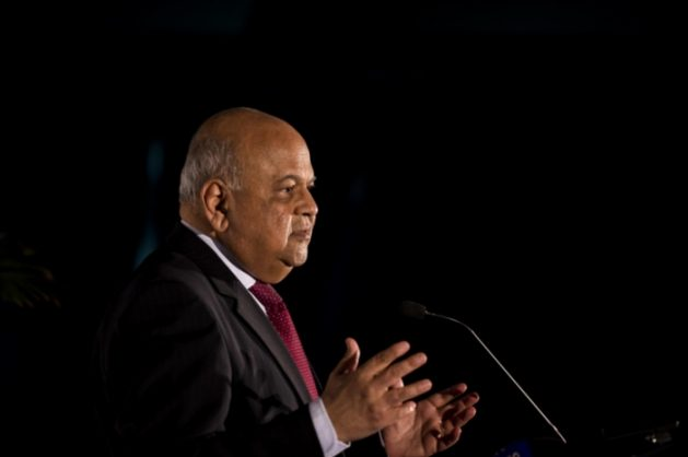R250bn lost to state capture in the last three years, says Gordhan