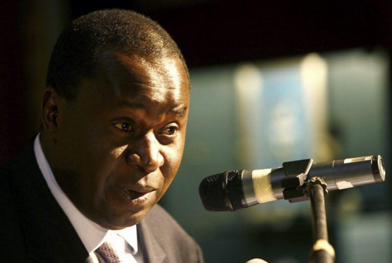 Tito Mboweni. Picture: (Beeld/Felix Dlangamandla/Gallo Images)