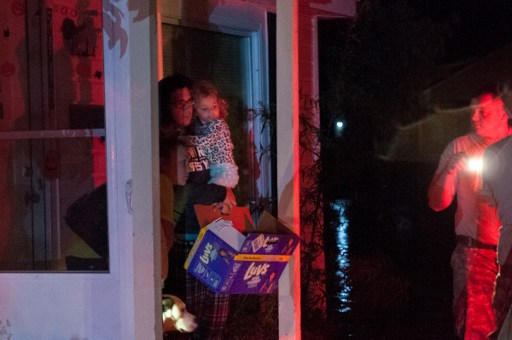 Hurricane's Cost, Chaos Lingers in Water-Logged N. Carolina