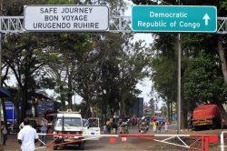 Hundreds of thousands flee DRC violence