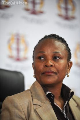 Change channels to Gupta TV, new public protector orders staff