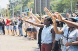 Student union, Tuks face off