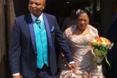 PICS: EFF MP Hlengiwe Hlophe's 'revolutionary' wedding