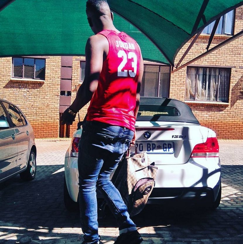 Who Owns Range Rover >> PICS: Mzansi soccer stars and their cars with staggering