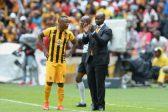 Komphela lends encouragement to Masilela