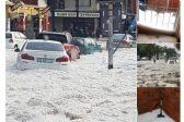Freak hailstorm buries Bloemfontein