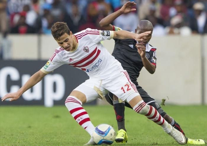 Sundowns take three-goal lead in final - Eurosport.com AU