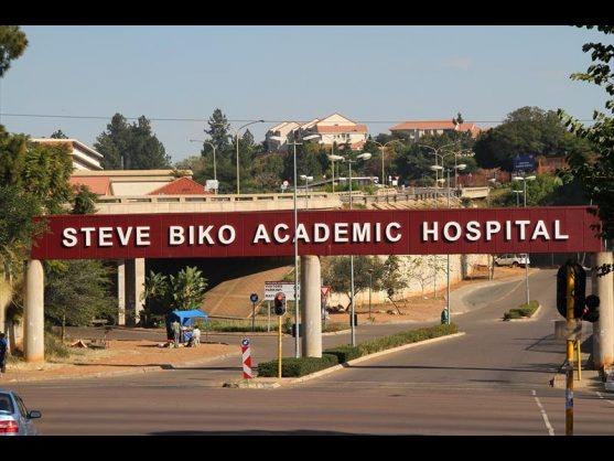 The Steve Biko academic hospital