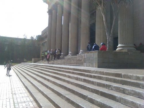 Wits University. Picture: Steven Tau