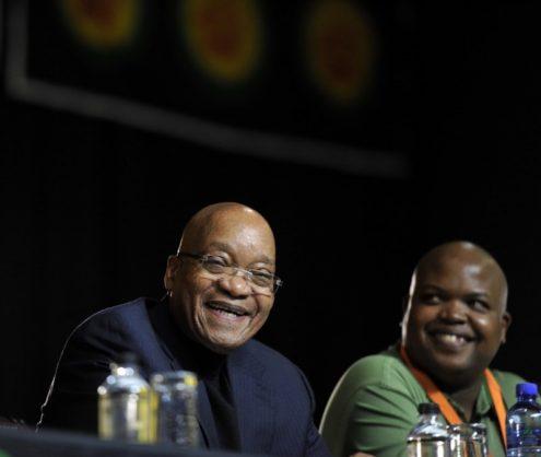 Zuma survives because we aren't united