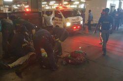 Police investigate mass shooting at Pretoria taxi rank