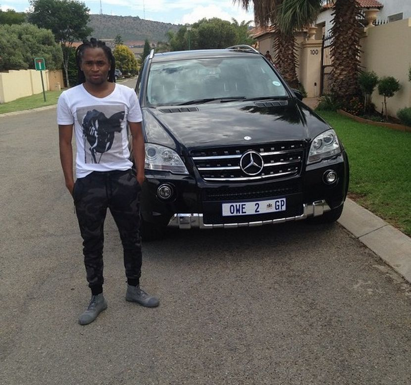 Pics Mzansi Soccer Stars And Their Cars With Staggering Price Tags