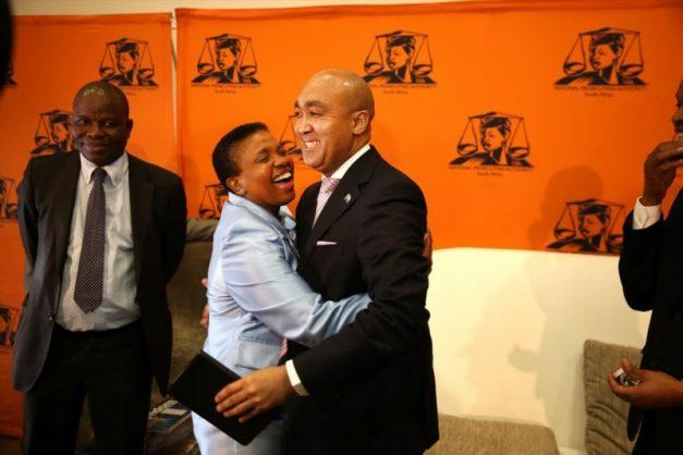 Zuma decides not to suspend Mrwebi and Jiba – The Citizen