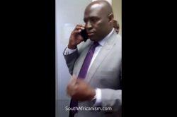 WATCH: Sars 'hostage drama' video