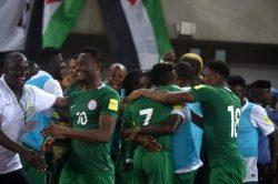 Nigerian football spared FIFA ban