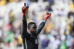 Sundowns close in on Nigerian goalkeeper