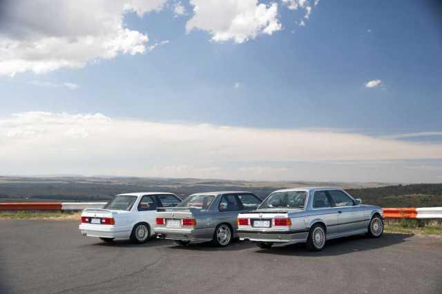 The BMW E30 325iS 'Gusheshe'