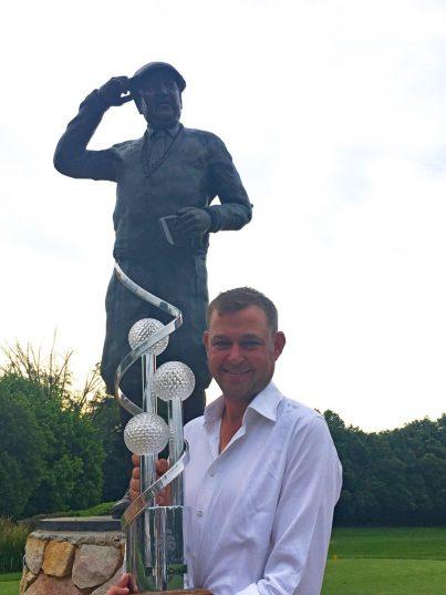 2016 Bobby Locke Open champion Shaun Stapleton; credit CGGU.