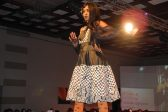 Stylists laid out the trendiest styles. Picture: Lorna Charles.