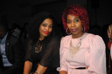 Funky fashion-forwardstyles at Jumbo Ethnic Hair Show