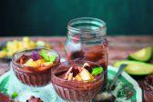 Recipe: Raw avocado, coconut and cashew chocolate puddings