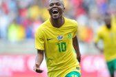 Bafana Bafana starting XI vs Nigeria