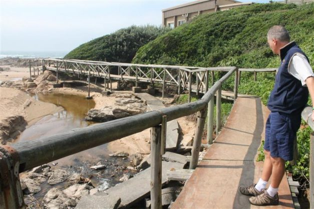 Slippery Problem For Banana Beach In Kzn The Citizen