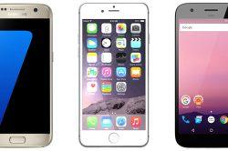 The 3 best phones of 2016?