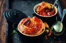 Recipe: Lamb and Guinness pot pies