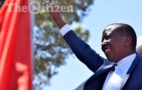 Afrikaner boys, die poppe sal dans! – Malema