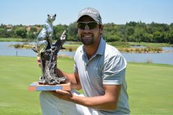Arnoldi goes wire-to-wire at Centurion