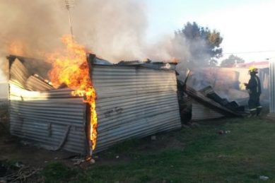 65-year-old woman dies during shack fire in Eastern Cape