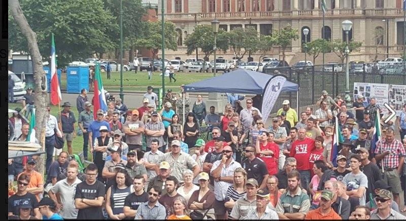 Picture: Steve Hofmeyr's Facebook page