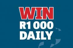 Pretoria Competition – R5 000 money giveaway