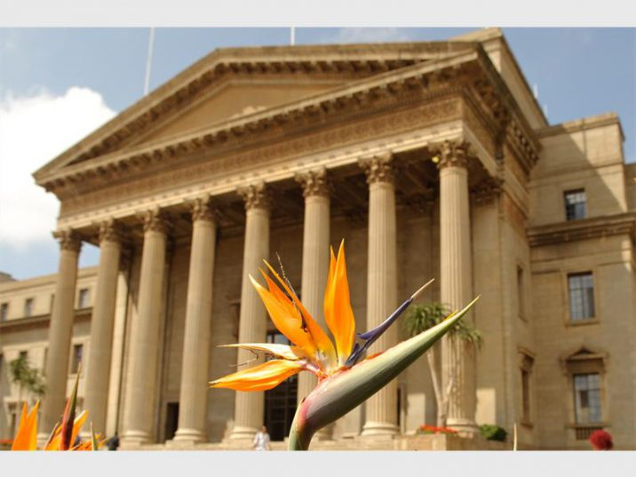 Wits University's Great Hall.